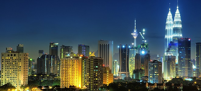 Singapore and Malaysia Holiday Package from UAE