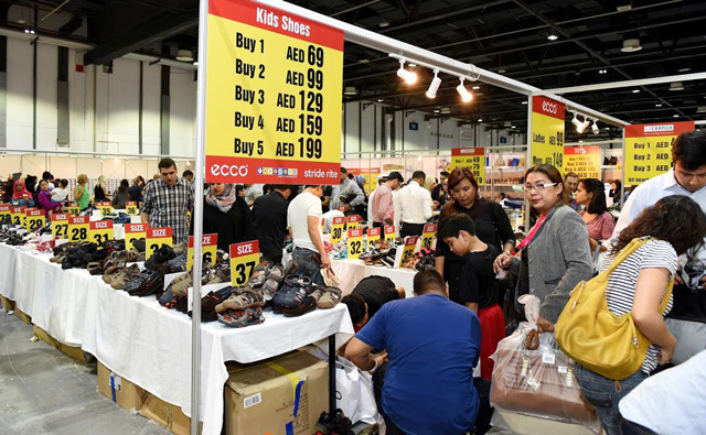 The Big Clearance Sale Dubai