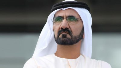 Sheikh Mohammed announces major project in UAE